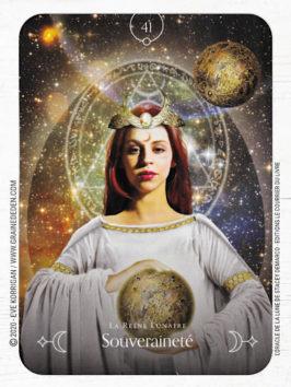 L' Oracle de la Lune de Stacey Demarco