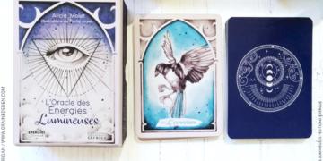 L' Oracle des énergies Lumineuses de Alicia Molet