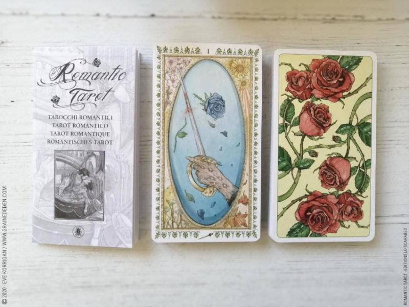 Romantic Tarot de Emanuela Signorini