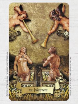 Tarot of the Heart de Liz Dean