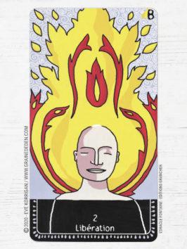 L' Oracle Fontaine - Le Livre et le jeu de Emilie Porte