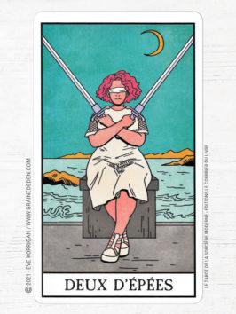 Le Tarot de la Sorcière Moderne de Lisa Sterle