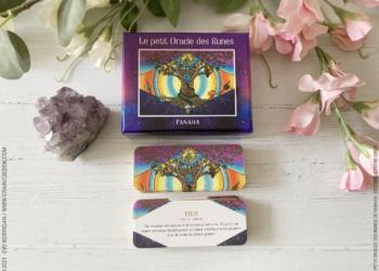 Le Petit Oracle des Runes de Fanaha