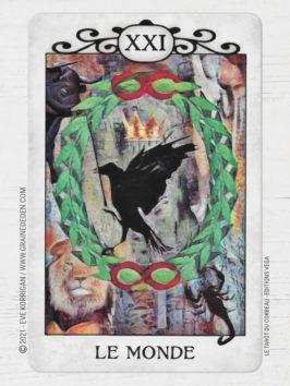 Le Tarot du Corbeau de MJ Cullinane