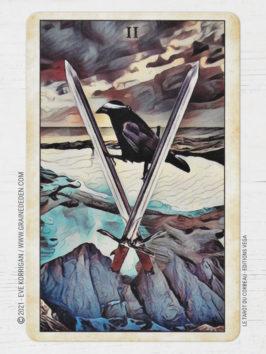 Crow Tarot de MJ Cullinane