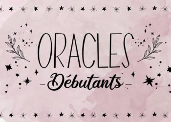 Oracles divinatoires débutants